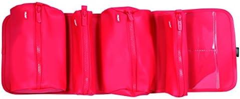 Milan Matt Touch Estuches, 21 cm, Rojo: Amazon.es: Equipaje