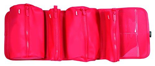 Milan matt Touch Unterteilungen, 21cm, Rot