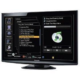 TC-L26X1 - Panasonic VIERA X1 Series TC-L26X1 26-Inch 720p LCD HDTV - 9248