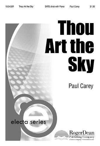 Thou Art the Sky ebook