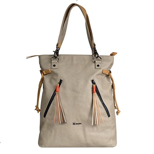 Sherpani Tempest Backpack/Tote, One Size, Natural
