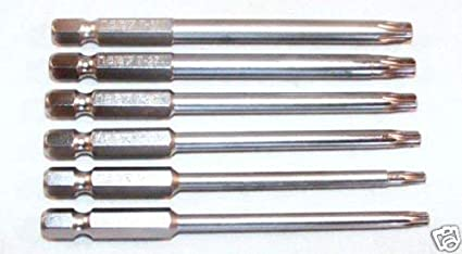 NAREX BYSTRICE - Conjunto de puntas largas para destornillador tipo ...