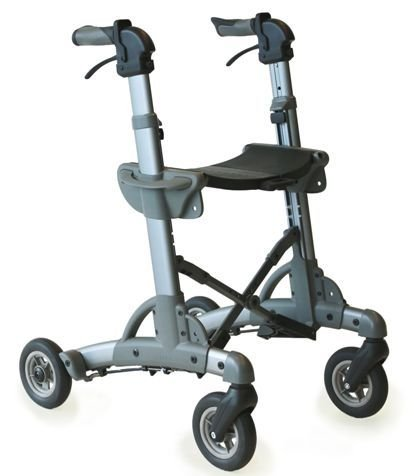 Volaris Smart Compact  For Petite People  Rollator Walker With Seat