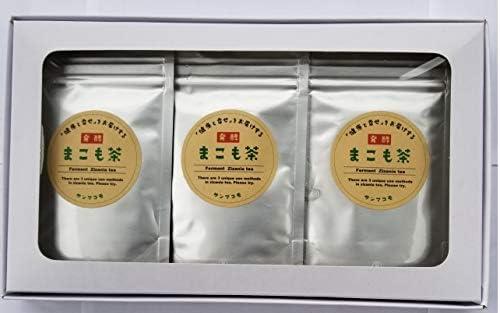 発酵まこも茶セット