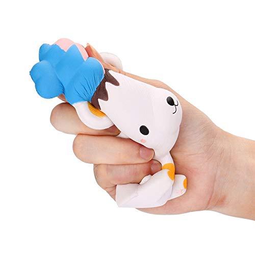1 piece Super Fun Bear Squishy Decor Slow Rising Kid Toy Squ