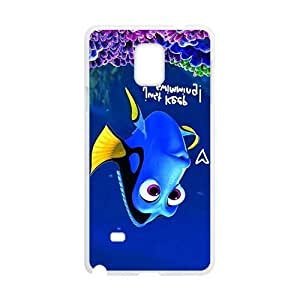 Happy Finding Nemo cute fish Cell Phone Case for Samsung Galaxy Note4