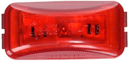 "Grote 47082 Red 3"" SuperNova LED Clearance Marker Light"