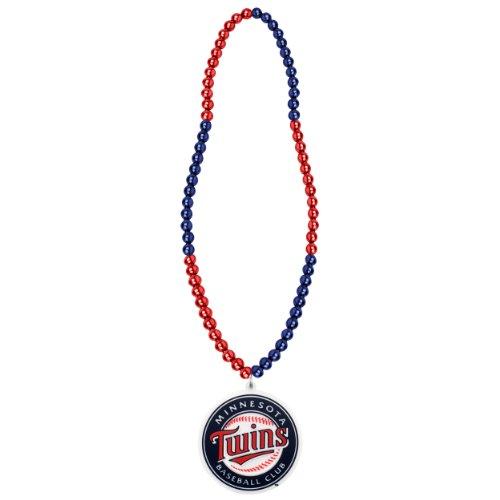 FOCO Minnesota Twins 2012 Team Logo Beads