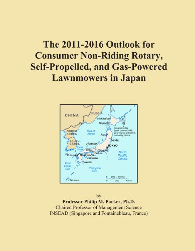 The 2011-2016 Outlook for Consumer Non-Riding Rotary, Self-Propelled, and Gas-Powered Lawnmowers in Japan (Top Rated Self Propelled Lawn Mowers 2012)