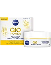 Q10 POWER Anti-wrinkle SPF 30 + Firming Moisturizer 50 mL, Anti-Aging Cream Fights Fine Lines and Wrinkles, SPF Face Moisturizer Protects Skin