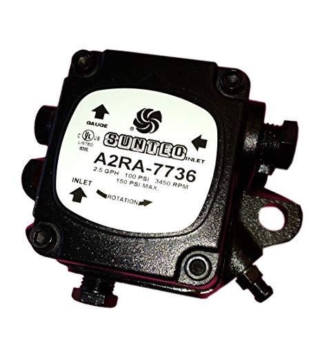 - Suntec A2RA-7736 Waste Oil Heater Fuel/Oil Pump Head