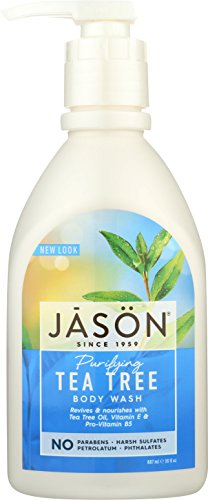 Jason Tea Tree Body Wash, 30 oz
