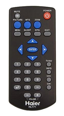 Amazon.com: Haier hlt71 7-Inch Handheld LCD TV (2009 Modelo ...