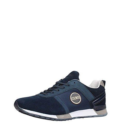 Navy Colmar 206 Marino Travis blu Sneakers gray Evolution Da Uomo Grigio YgFqYr