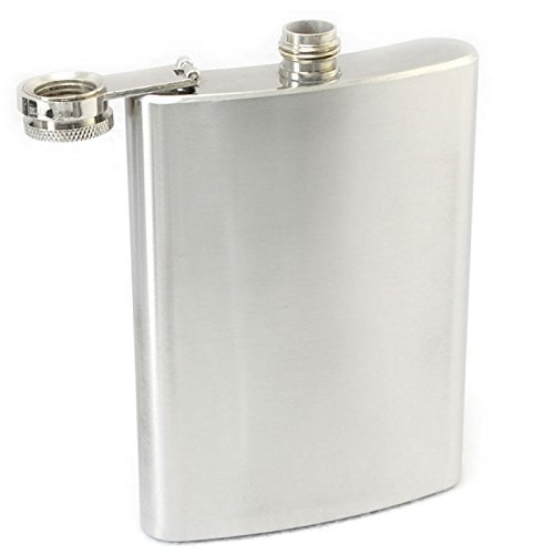 Great Value Other Wedding Supplies 8oz Stainless Steel Hip Liquor Alcohol Flask Wedding or Outdoor Use Wine Pot (Engraved Flask 8 Oz)