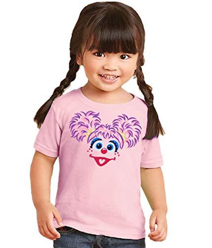 Sesame Street Abby Cadabby Toddler T-Shirt-3T Pink (Sesame Street Abby Cadabby Magical Potty Chair)