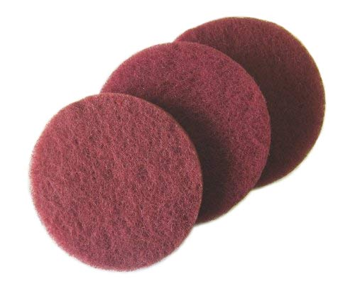 Replacement Scouring Pads for CUH Cordless Household Power Scrubber, - Buster Scrub