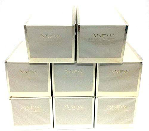 8 x AVON Anew Ultimate Multi-Performance Day Cream 50ml - 1.7oz SET !