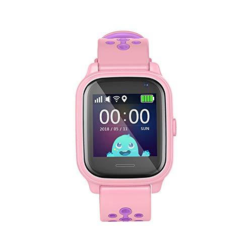 Leotec Smartwatch Allo Kids GPS Rosa: Amazon.es: Electrónica