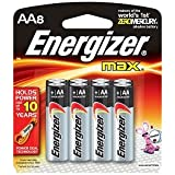 Energizer Alkaline AA Retail Value Pack