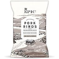 Epic Artisanal Pork Rinds, Sea Salt & Pepper, 2.5 oz