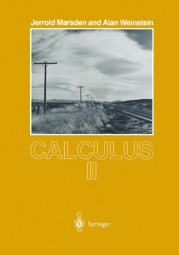 Calculus II (Undergraduate Texts in Mathematics)