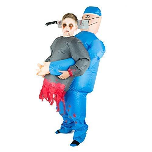 Bodysocks® Disfraz Hinchable de Cirujano Niño: Amazon.es: Juguetes ...