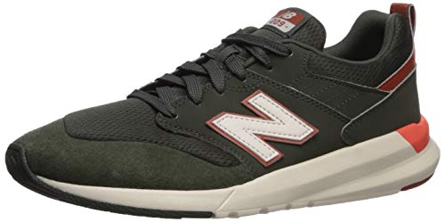 New Balance Men's 009 V1 Sneaker, Defense Rifle Green, 10 D US