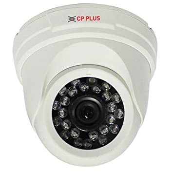 Buy CP Plus Astra HD CP-GTC-D24L2 IR Dome CCTV Camera (White ...