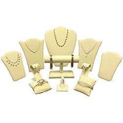 Regal Pak ® 11-Piece Set New Linen Jewelry Displays