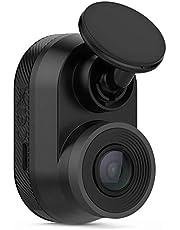 Garmin kamera samochodowa Dash Cam Mini o rozmiarze kluczyka z szerokokątnym obiektywem 140 stopni i nagrywaniem wideo HD 1080p