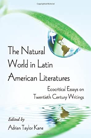 latin american literature essays Latin american and spanish cultures essay writing service, custom latin american and spanish cultures papers, term papers, free latin american and spanish cultures.