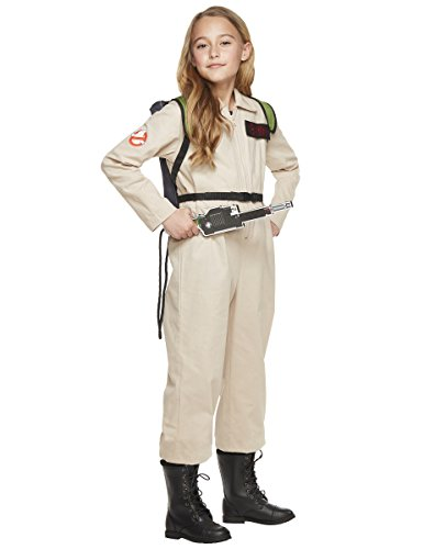 Spirit Halloween Kids Ghostbusters Costume - Ghostbusters Classic (Ghostbusters Halloween Costume Child)