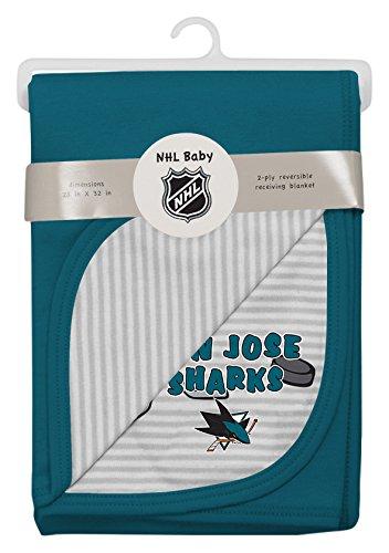San Jose Sharks Baby Blanket Sharks Baby Blanket Sharks