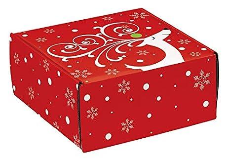 Amazon.com: Cajas de envío decorativas – acabado brillante ...