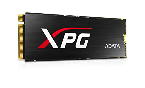 XPG SX8200 240GB 3D NAND NVMe Gen3x4 M.2 2280 Solid State Drive (ASX8200NP-240GT-C)