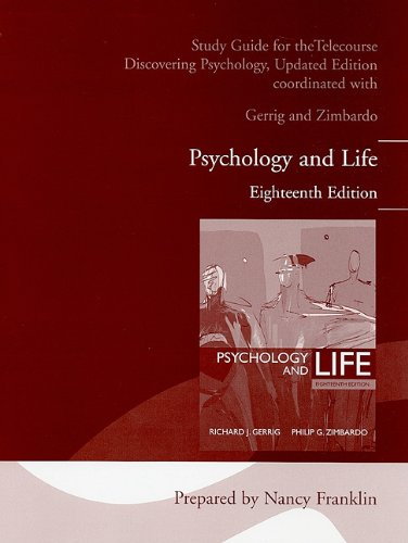 Psychology And Life Pdf