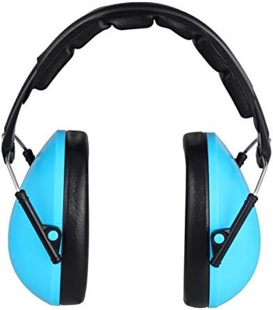 NUOBESTY veiligheid oor Muffs gehoorbescherming ruisonderdrukking verstelbare professionele ruisonderdrukking oor verdedigers peuters kinderen