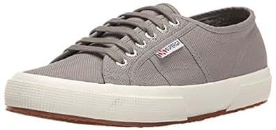 Superga Womens 2750 Cotu Classic 2750 Cotu Classic Grey Size: 11