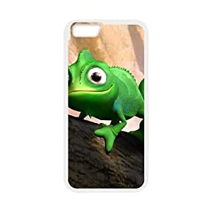 iphone6 4.7 inch Phone Case White Tangled Pascal WF4177182