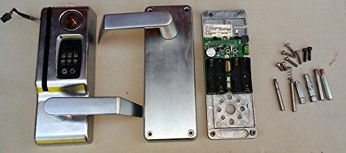 (Schlage Locknetics CM 5596 BP MGK Magnetic Stripe Card Swipe)