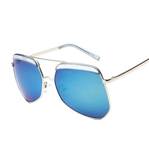 EYSHADE BSG800009C1 Fashionable TAC Lens Personality Metal Frames - Eyewear Morrissey