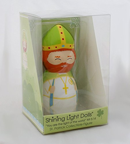 St Patrick Collectible Vinyl Figure product image