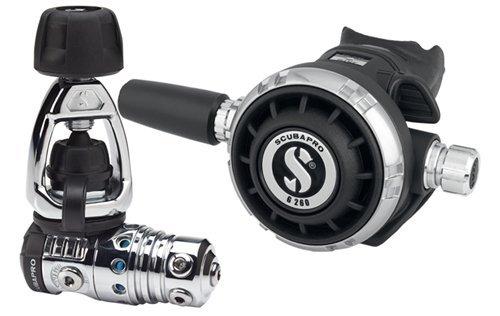Scubapro Evo Scuba Diving Regulator (MK25EVO/G260)