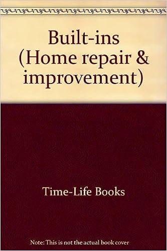 Book Built-ins (Home repair & improvement)