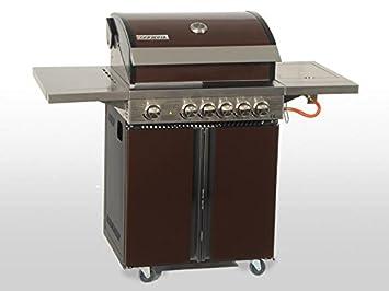 Wok Für Gasgrill : Coobinox gasgrill 4 brenner mit wok: amazon.de: garten