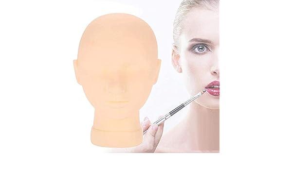 SHRFC – Muñeca de gomaespuma, escalera de ejercicios, para pintar la cara: Amazon.es: Hogar