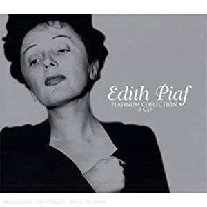 Edith Piaf Edith Piaf Platinum Collection Amazon Com