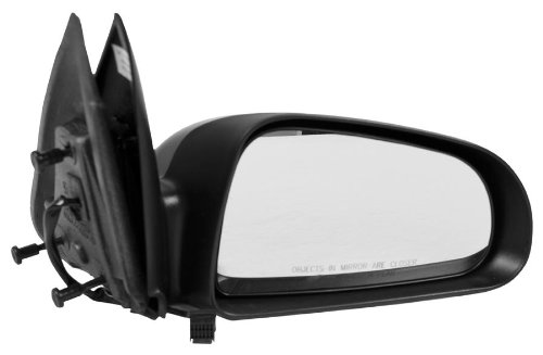 OE Replacement Dodge Dakota Passenger Side Mirror Outside Rear View (Partslink Number CH1321220)