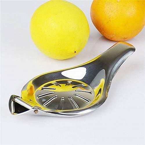 Nueva Naranja De Jugo De Limón Extractora De Acero Inoxidable Exprimidor Exprimidor Manual De Presión Mini Exprimidor Exprimidor